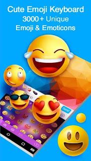 APK cure emoji keyboard