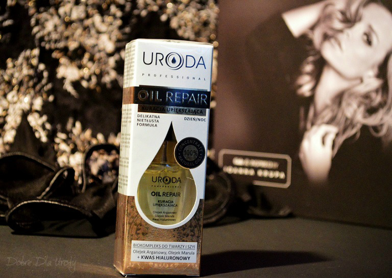 InspiredBy Joanna Krupa - Uroda Oil Repair