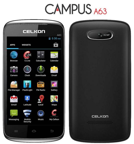 CELKON A66 USB DRIVER DOWNLOAD