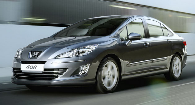 2013 Peugeot 408 Pictures