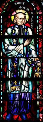 Imagens de São João Maria Vianney, fotos, vitrais, pinturas, ícones