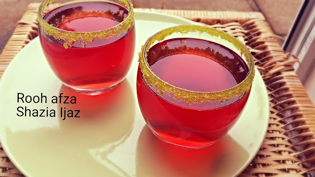 roohafza-syrup-summer-Pakistan-India-dessert-drinks-beverages-hot