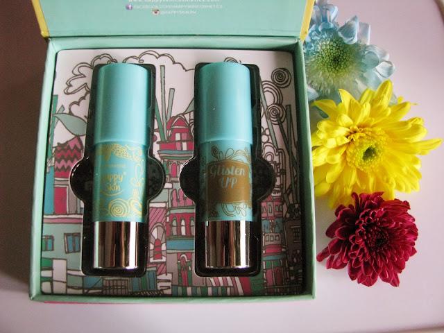 Prints Made Pretty Glisten Up! Strobing Kit | Happy Skin x Plains & Prints