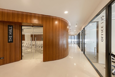 Edge Innovation Center en Cairo / YLAB Arquitectos
