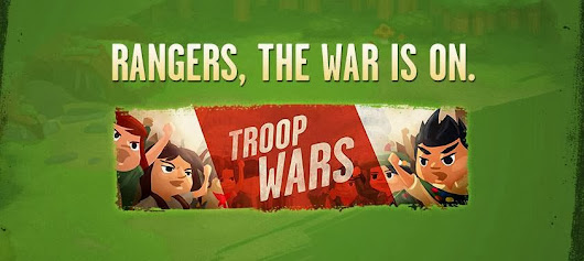 Troop War is On
