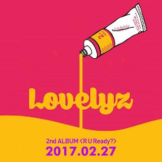 Lovelyz - R U Ready Albümü