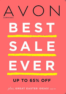 Current Avon Brochure