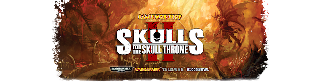 Skulls for the skull throne II