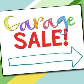 Free Printable Garage Sale Sign