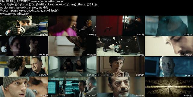 Distrito 13 Ultimatum DVDRip Español Latino Descargar 1 Link