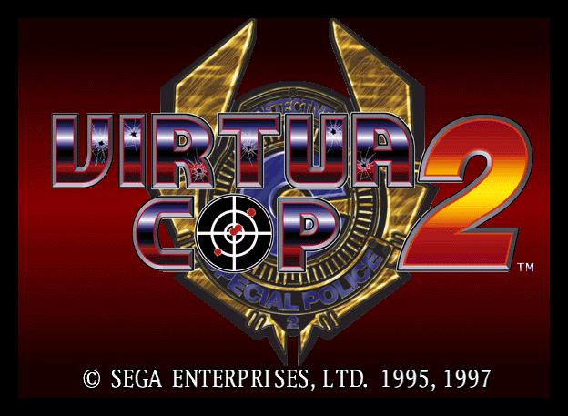 Virtual Cop 2 - Katılımsız Oyun