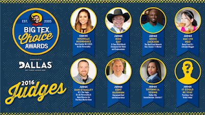 State Fair of Texas Announces Judges for 2016 Big Tex Choice Awards