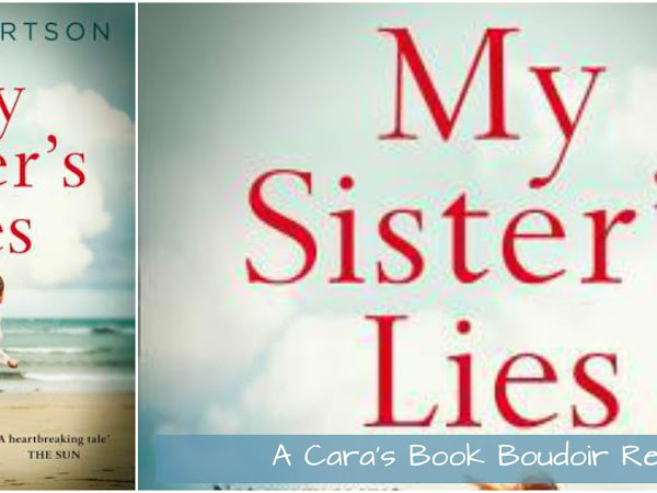 My Sister's Lies by S.D. Robertson Review