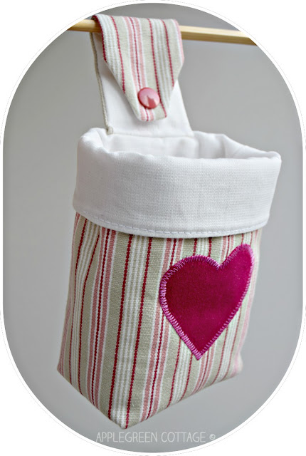 hanging storage basket