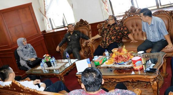 Legislatif Negeri Sembilan Malaysia Siap Jalin Kerjasama dengan Pariaman
