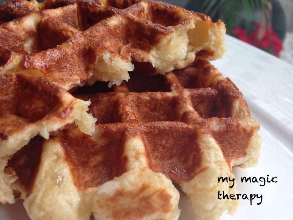 My Magic Therapy La Mejor Receta De Gofres Belgas