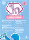 MLP Wave 4 Twilight Sparkle Blind Bag Card