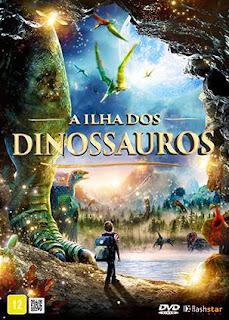 A Ilha dos Dinossauros - BDRip Dual Áudio