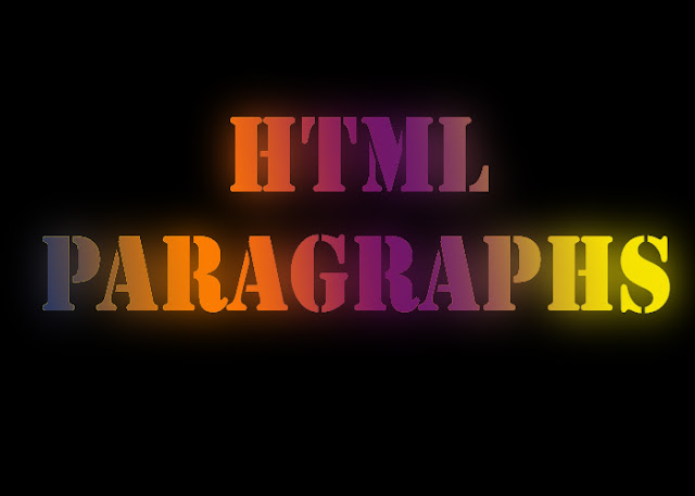 HTML Paragraphs Toturial #5 in Urdu
