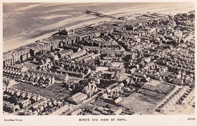 aerial view, Aerofilms Ltd