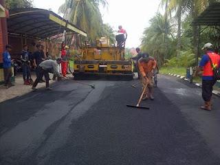 Kontraktor Aspal, Kontraktor Aspal Jalan, Kontraktor Pengaspalan