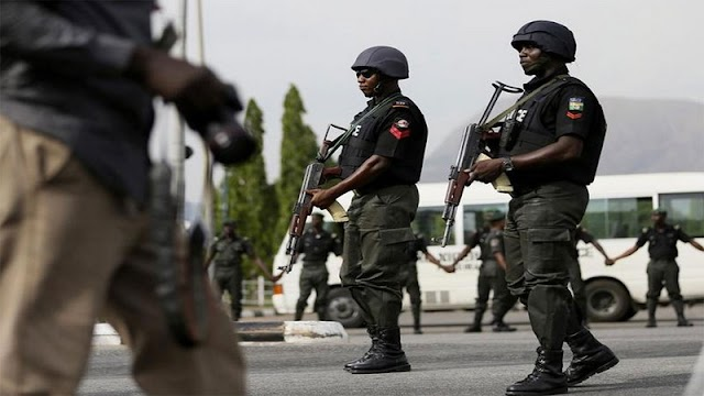 Operation Velvet : Lagos Police suspend exercise for one month