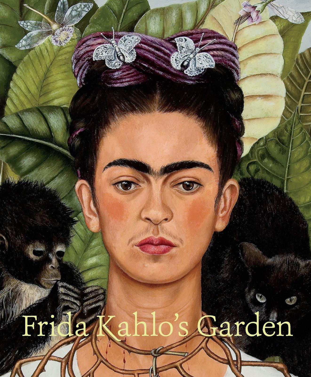 art eyewitness frida kahlo 39 s garden. Black Bedroom Furniture Sets. Home Design Ideas