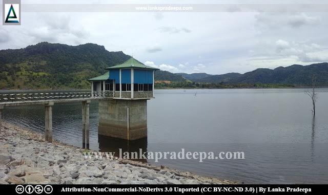 Rambaken Oya Reservoir