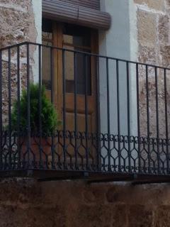 balcones, Beceite, Beseit 12