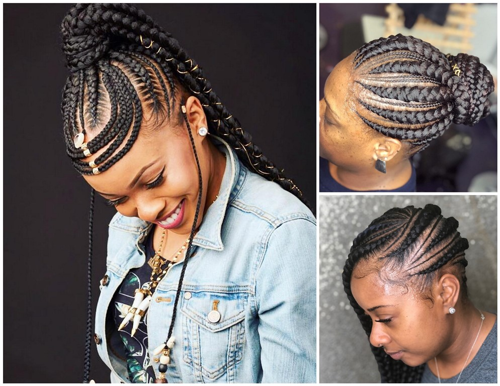 2018 Feed in Braids Styles  Stylish Hairstyles to Make