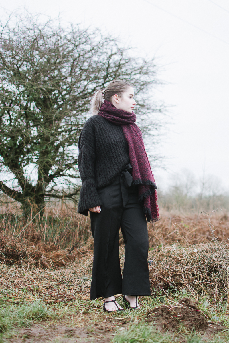 The Minimalist Winter Outfit | OOTD with Zaful