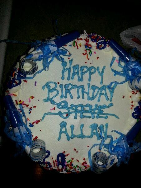 The Adventures Of Arugula Amp Cilantro Happy Birthday