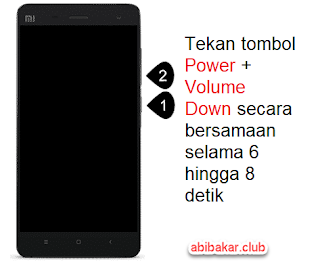 Download Mode HP Xiaomi