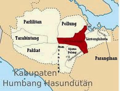 Perkembangan Kabupaten Humbang Hasundutan