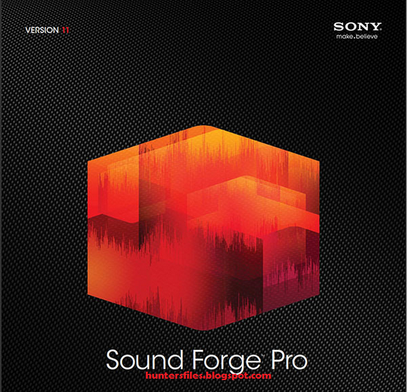 Sound forge 11.0