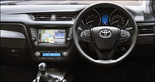 2017 Toyota Avensis Release Date
