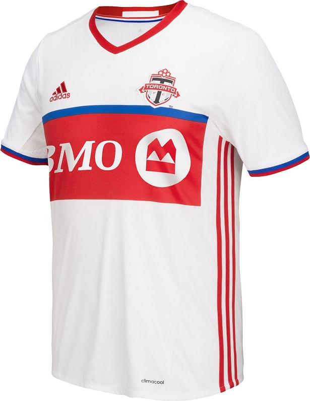 Adidas lança camisa reserva do Toronto FC para a MLS 2016 - Show de ... 46f88d35b6287