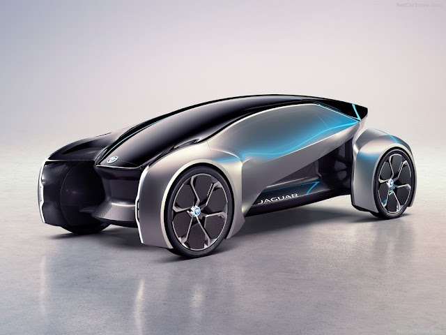 2017 Jaguar Future-Type Concept - #Jaguar #Future #Concept