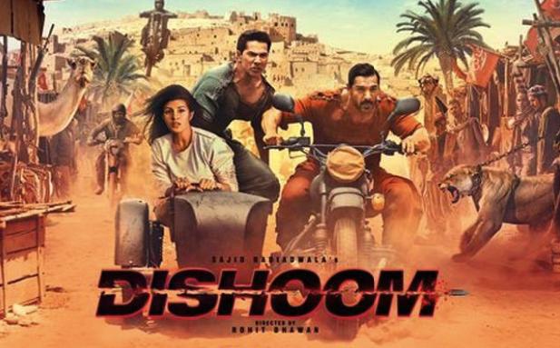 Dishoom Hindi Movie Trailer 2016 | John Abraham| Varun Dhawan| Jacqueline Fernandez| Akshaye Khanna