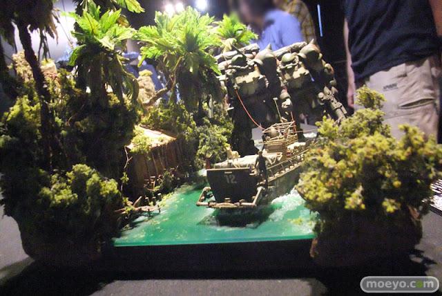 Wild River's G-World Gundam Diorama gallery - Gundam Kits