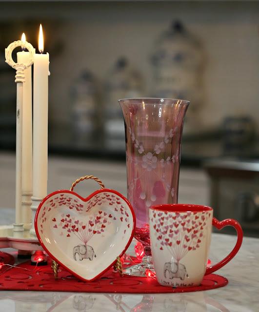 Valentine's Day in the Kitchen