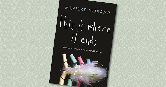 This is Where it ends Marieke Nijkamp Cover