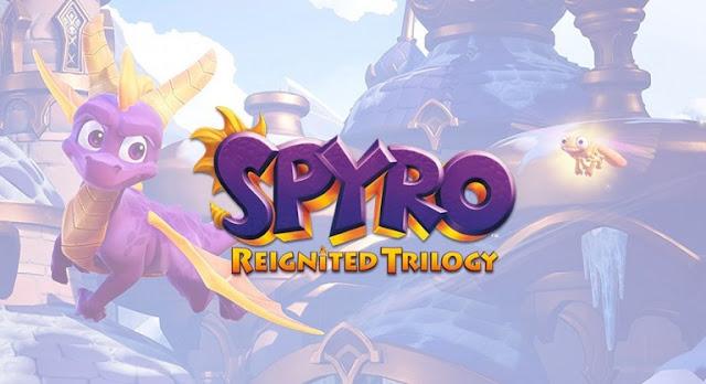 شبه رسمي الإعلان عن ثلاثية Spyro Reignited Trilogy قادم هذا اليوم و تسريب تفاصيل موعد الإطلاق و المزيد من الصور ...