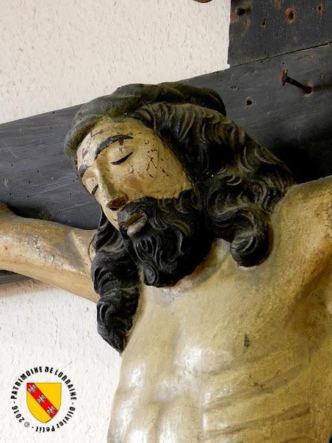 CHATEL-SUR-MOSELLE (88) - Christ en croix (XVIIe siècle)