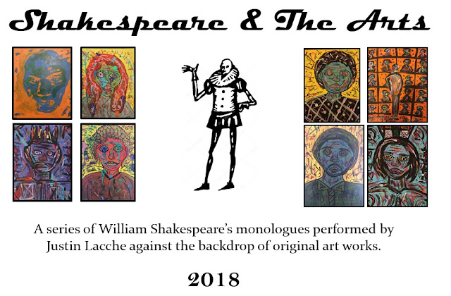 2018/19 Season | Justin Lacche | Shakespeare & The Arts