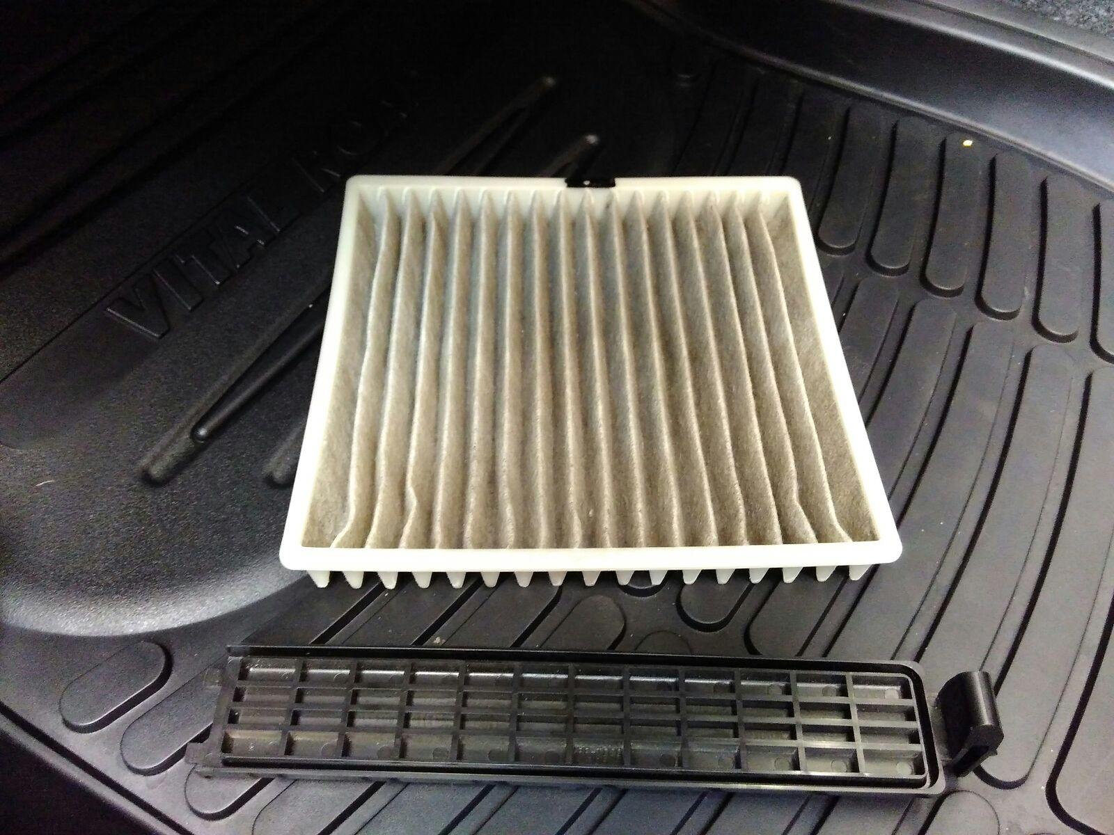Cara Ganti Saringan Udara Kabin Mitsubishi Mirage Ferrox Filter Racing Stainless Steel For Honda Brio Harap Di Ingat Posisi Pada Saat Dilepas Sehingga Anda Tidak Terbalik Dalam Memasang