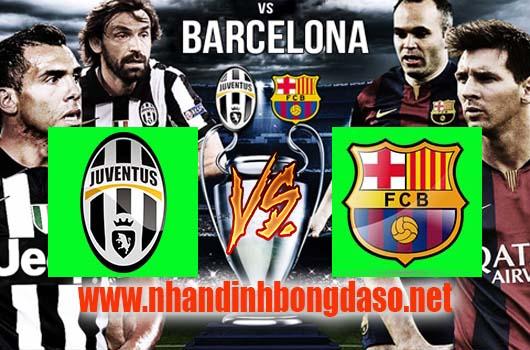 Nhận định Juventus vs Barcelona, 01h45 ngày 12-04