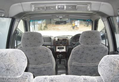 Interior Mitsubishi Kuda