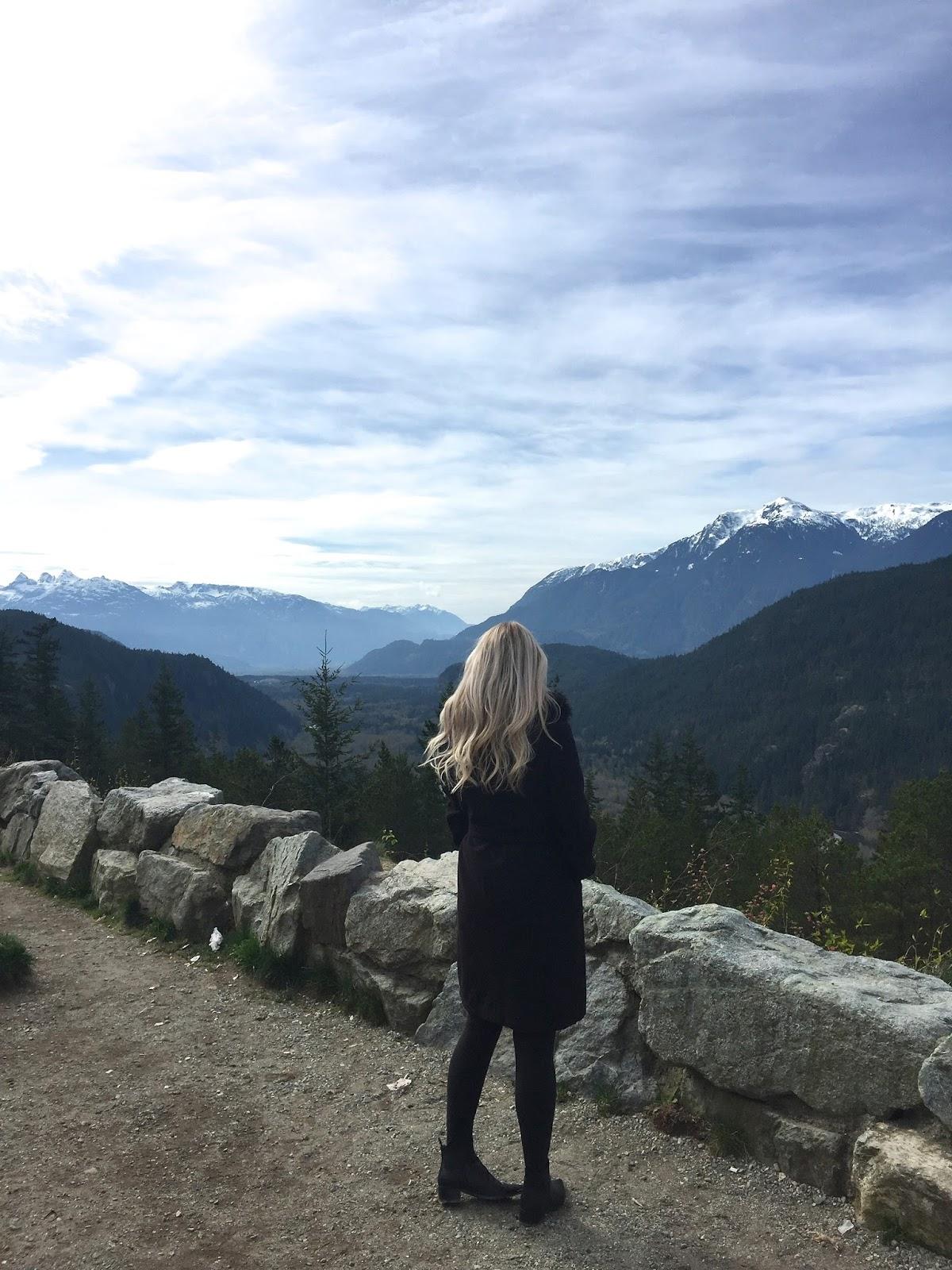 scenery in canada
