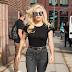 FOTOS HQ: Lady Gaga llegando a los estudios de 'Z100' en New York - 17/08/16